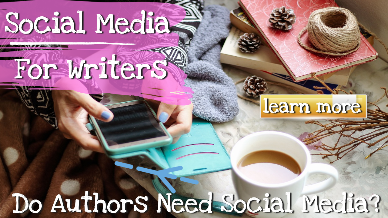 social media for self-published authors